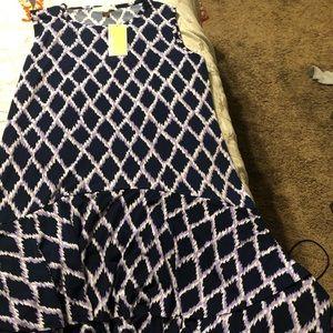 XL micheal Kors sleeveless dress brand new